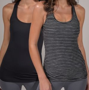 90 Degree - Two Pack Racerback Tank Top